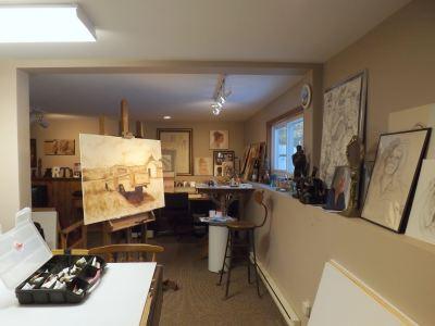 New Art Studio
